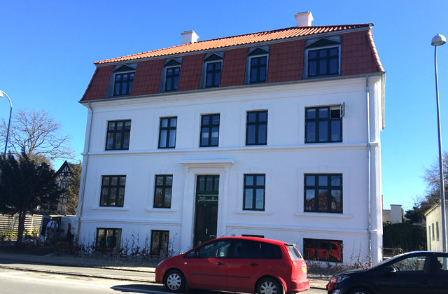 Facaderenovering_Lyngby